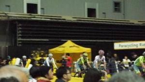 マイカ選手のダンシング3