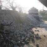 熊本城の被害
