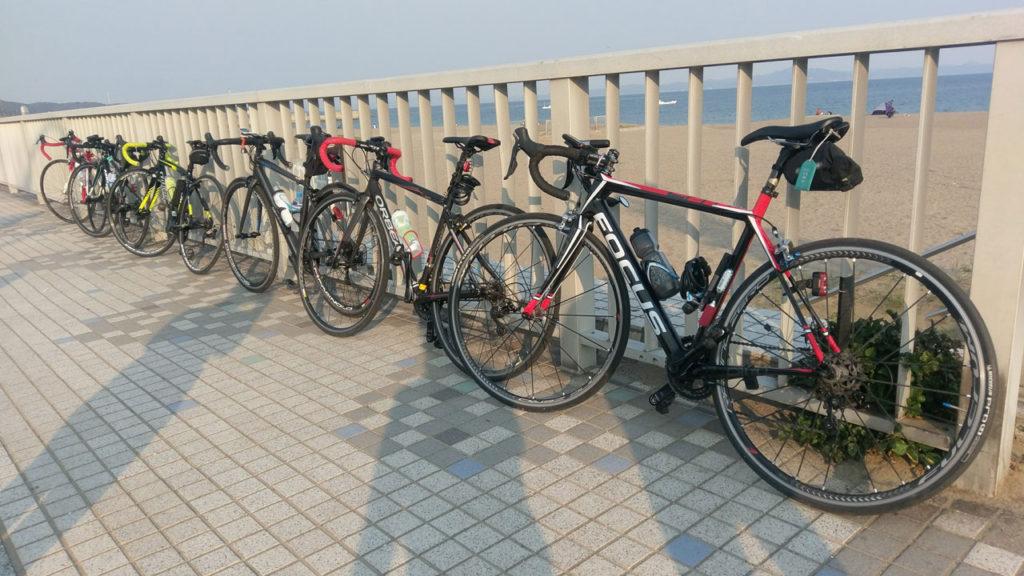 自転車の会 三浦ライド