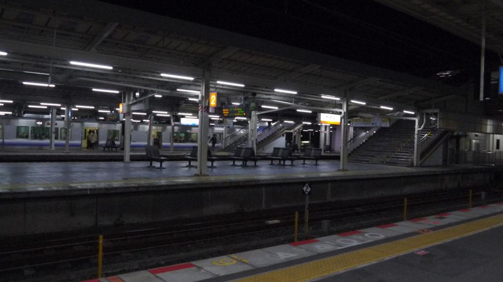 JR和歌山駅構内
