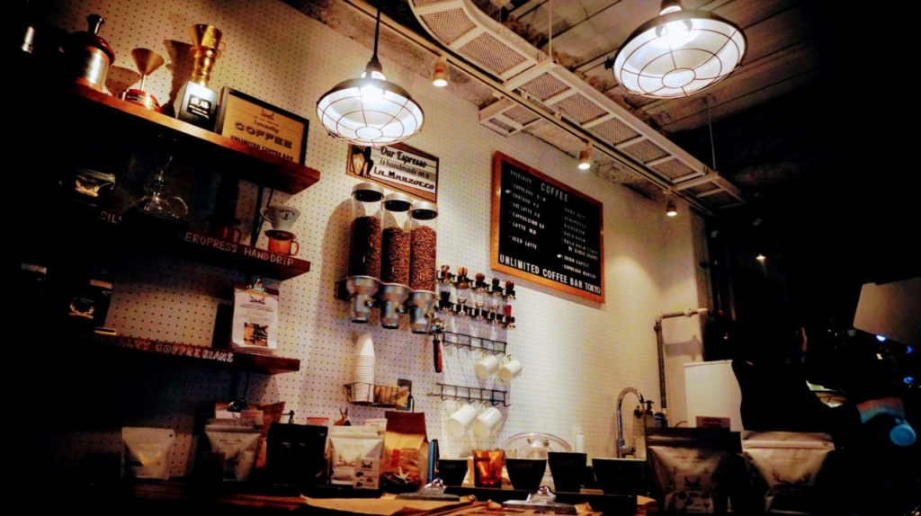 コーヒー好きもそうじゃない人も行って欲しいUNLIMITED COFFEE BAR