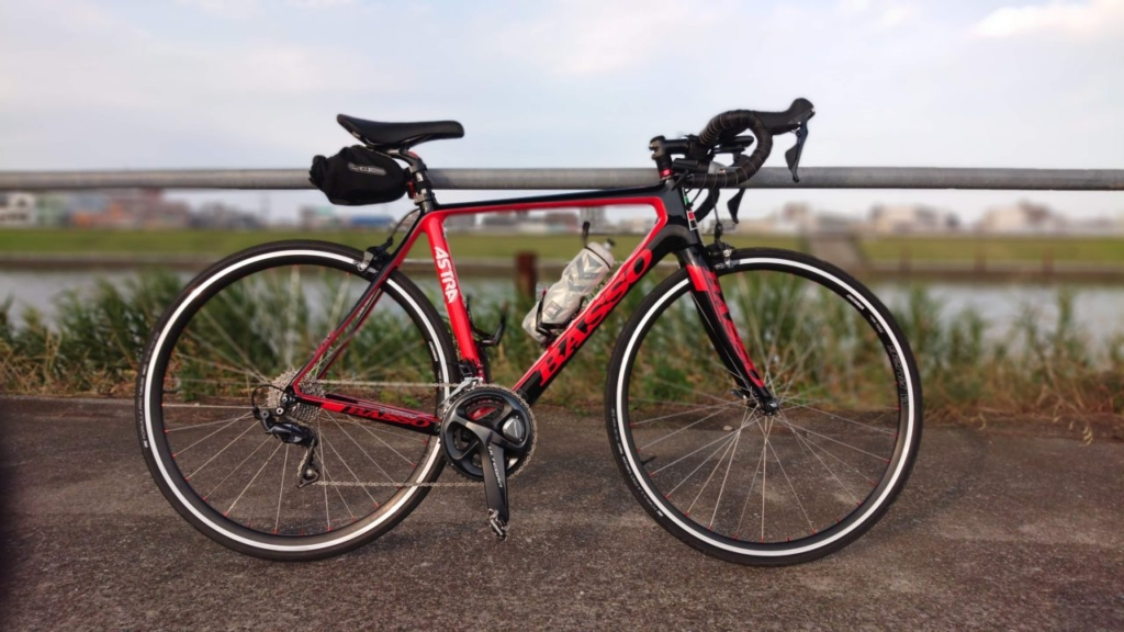 BASSO ASTRA 2017 RED