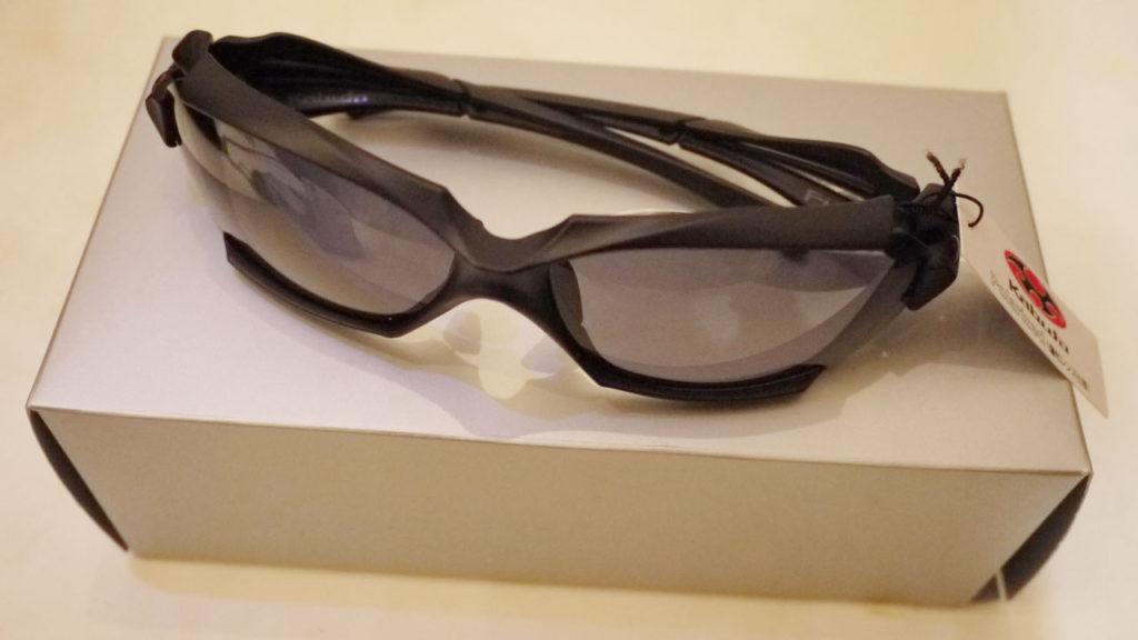 購入したサングラス OGK KABUTO FD-550