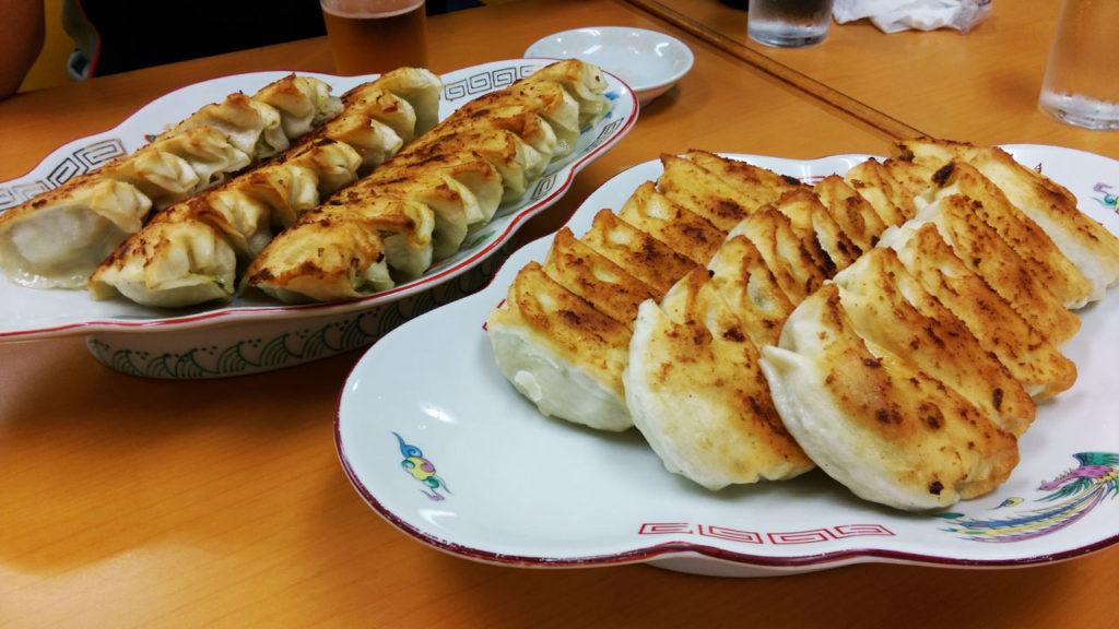 浜松は餃子の消費が全国で1位らしいです