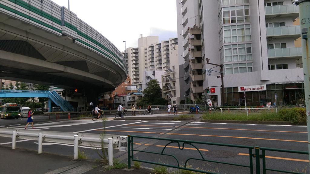 古川橋には私の好きなピザ屋が