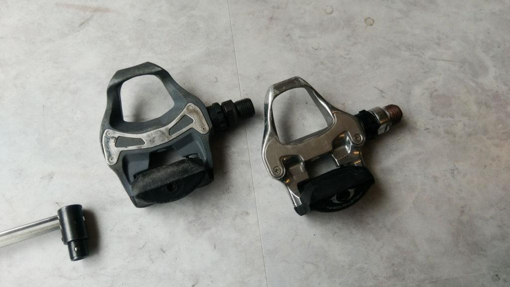 左がR550、右がPD-5700